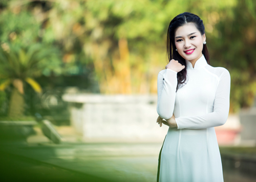 top 5 hhvn 2014 dep diu dang trong ta ao dai - 15