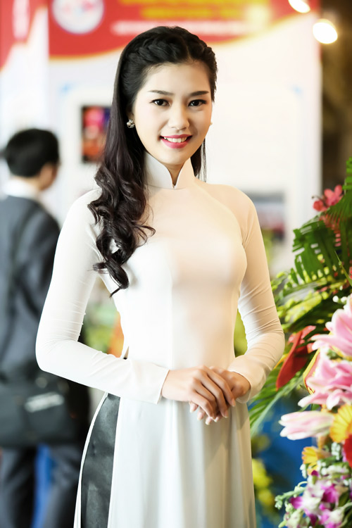 top 5 hhvn 2014 dep diu dang trong ta ao dai - 4