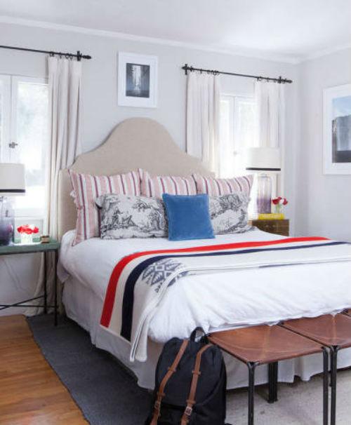 Những đồ nội thất 'đáng đồng tiền' cần trong phòng ngủ - 9