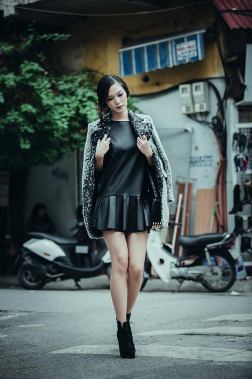 "goi ten 8 ""nu hoang street style"" viet nam 2014 - 14"