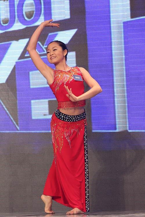 """mc dai nghia """"me met"""" dieu mua thai cua lam to nhu - 4"""