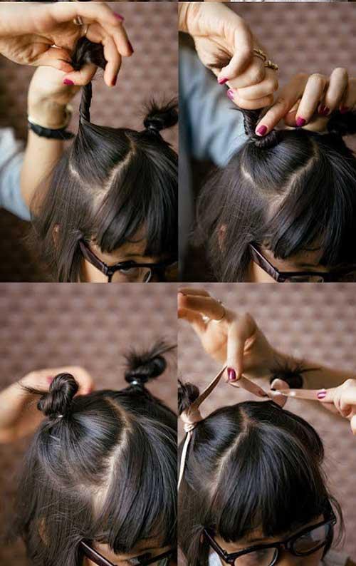 6 kieu toc xinh cho be di choi tet duong lich 2015 - 4