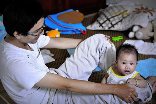 bo don than chong lai bac sy de con khong uong khang sinh - 3