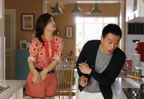 "trieu vy gay sot vi cach day con ""khong giong ai"" - 7"