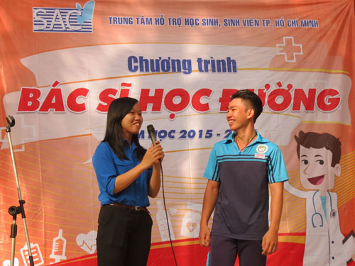tp hcm: hoc sinh chung tay phong chong sot xuat huyet - 1