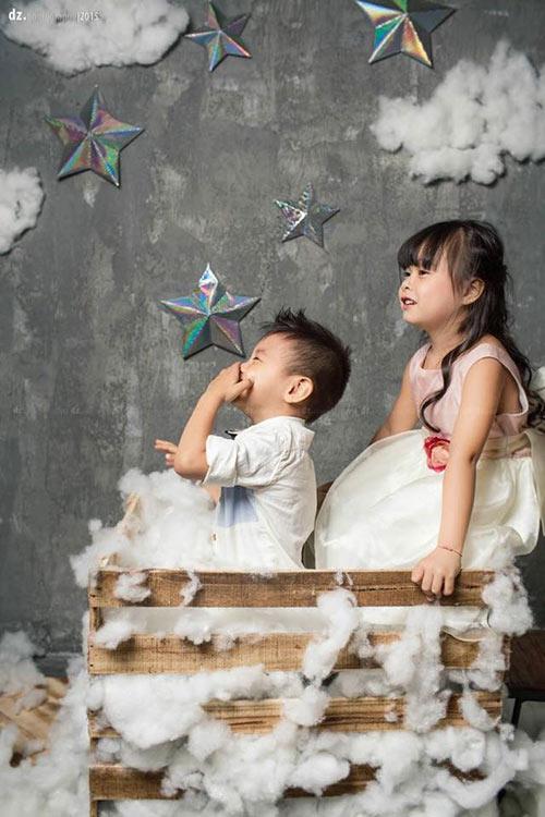 single mom ha thanh xinh dep lan thu 2 mac vay cuoi vi con - 7