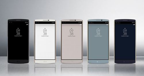 LG chính thức giới thiệu smartphone 2 màn hình V10-3