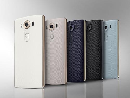 LG chính thức giới thiệu smartphone 2 màn hình V10-4