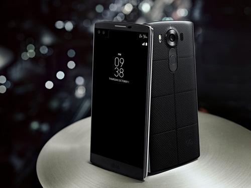 LG chính thức giới thiệu smartphone 2 màn hình V10-6