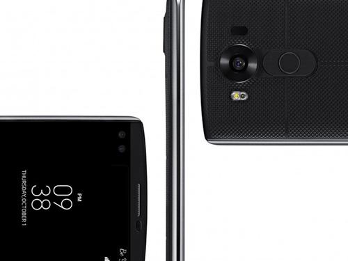 LG chính thức giới thiệu smartphone 2 màn hình V10-8