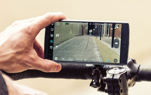 LG chính thức giới thiệu smartphone 2 màn hình V10-9