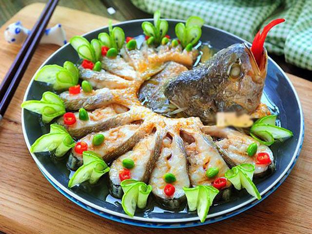 4 món cá háp dãn chièu cuói tuàn - 1