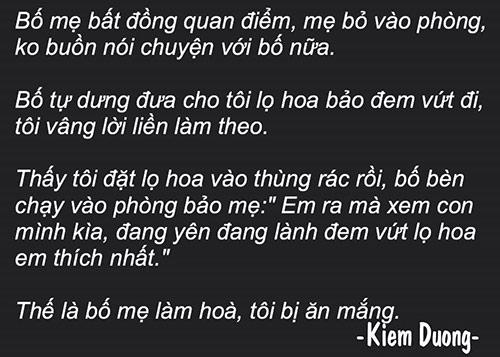 "cuoi bo voi nhung chuyen con ""ra ria"" vi bo me yeu nhau - 1"