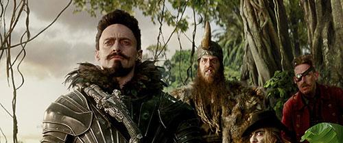 """thuyen truong blackbeard cua """"pan"""" gui loi chao toi viet nam - 4"""