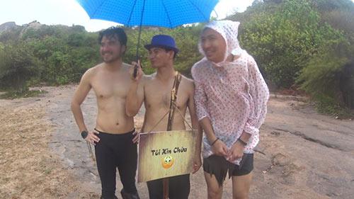 """tap 17 bo oi 2: cac ong bo gio bang """"xin chua"""" de cau cuu luong thuc - 3"""