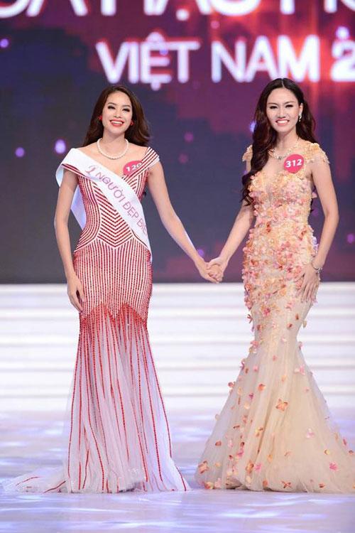 scandal bua vay, pham huong van dang quang hhhvvn 2015 - 2