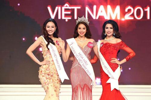 scandal bua vay, pham huong van dang quang hhhvvn 2015 - 3