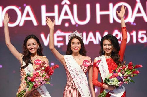 scandal bua vay, pham huong van dang quang hhhvvn 2015 - 4
