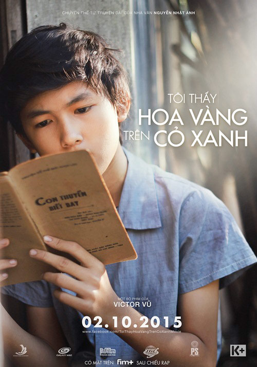 "dieu it biet ve hot boy ""toi thay hoa vang tren co xanh"" - 1"