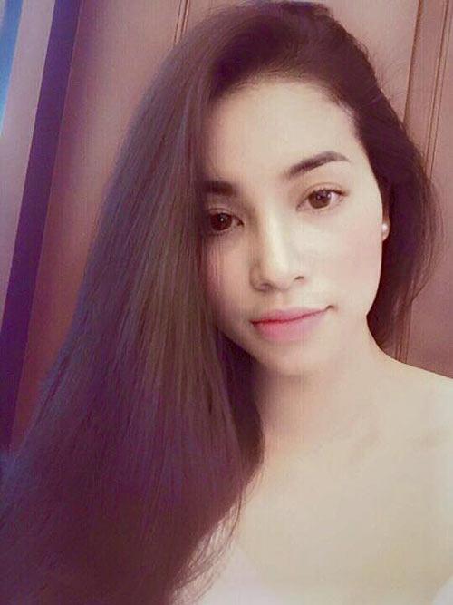 Hoa hậu Phạm Hương đẹp ngọt ngào giữa đời thường-3