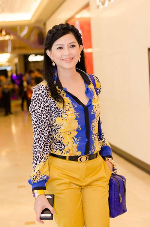 Mẹ chồng Tăng Thanh Hà lại vướng nhiều nhận xét trái chiều-10