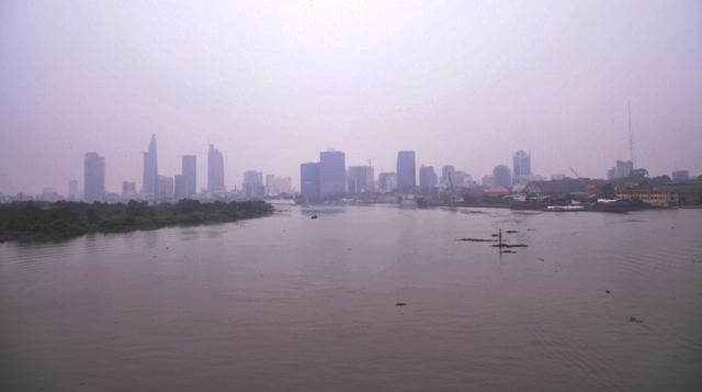 """Chìm trong sương mù, Sài Gòn thành """"Đà Lạt thứ hai""""-6"""