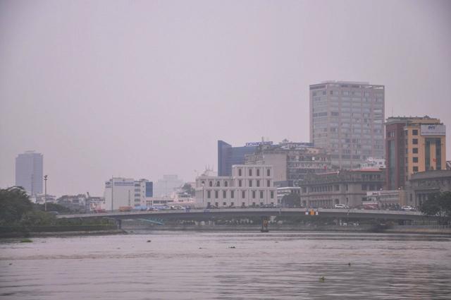 """Chìm trong sương mù, Sài Gòn thành """"Đà Lạt thứ hai""""-7"""