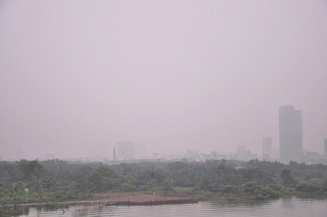 """Chìm trong sương mù, Sài Gòn thành """"Đà Lạt thứ hai""""-11"""