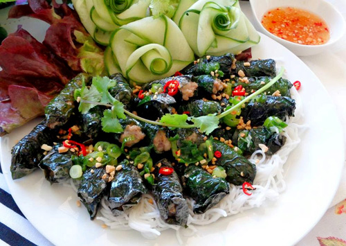 thit heo nuong la lot thom lung cả bép - 5