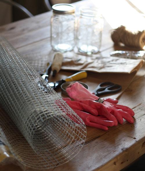 Tự làm bình cắm hoa cho phòng khách thêm xinh-1