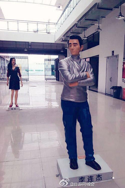 Giật mình ngắm tượng sáp xấu xí của Phạm Băng Băng-4