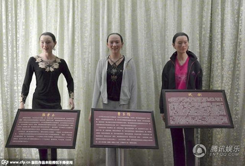 Giật mình ngắm tượng sáp xấu xí của Phạm Băng Băng-6