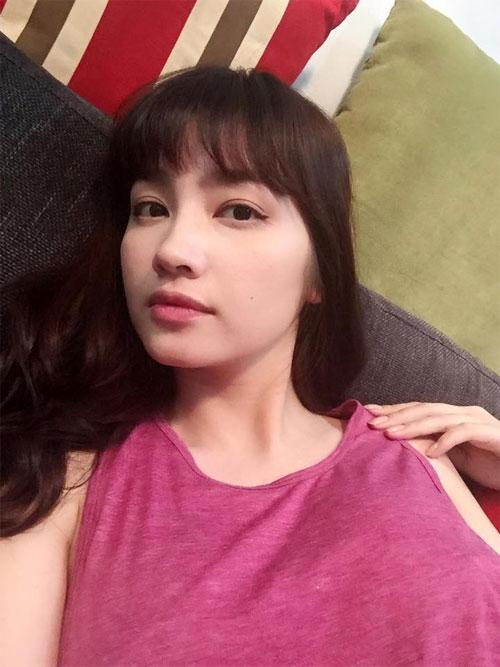 """""""Tan chảy"""" với vẻ mũm mĩm của con gái Kim Hiền-9"""