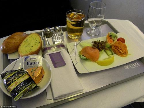 Bữa ăn của hãng hàng không nào ngon nhất Thế giới?-5
