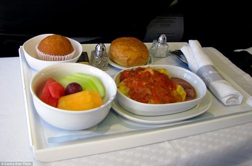 Bữa ăn của hãng hàng không nào ngon nhất Thế giới?-13