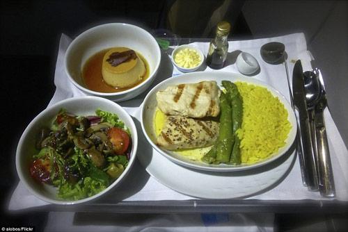 Bữa ăn của hãng hàng không nào ngon nhất Thế giới?-7