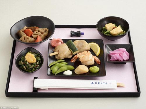 Bữa ăn của hãng hàng không nào ngon nhất Thế giới?-6