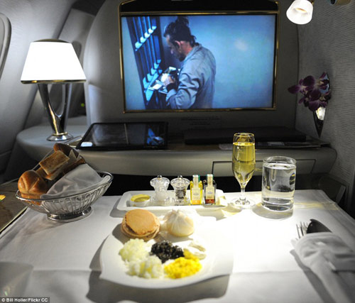 Bữa ăn của hãng hàng không nào ngon nhất Thế giới?-1