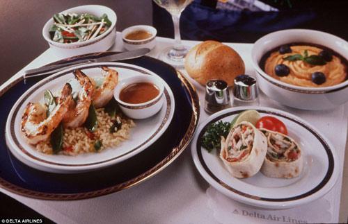Bữa ăn của hãng hàng không nào ngon nhất Thế giới?-2