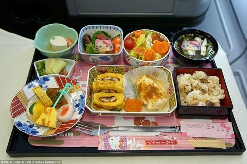 Bữa ăn của hãng hàng không nào ngon nhất Thế giới?-12