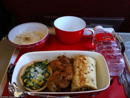 Bữa ăn của hãng hàng không nào ngon nhất Thế giới?-8