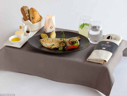 Bữa ăn của hãng hàng không nào ngon nhất Thế giới?-3
