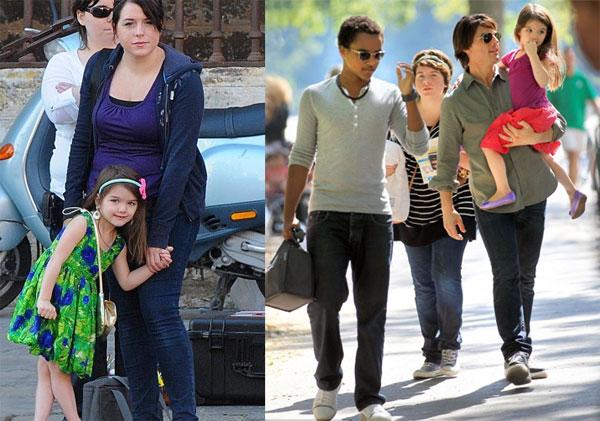 Tom Cruise không tới dự lễ cưới của con gái nuôi-3