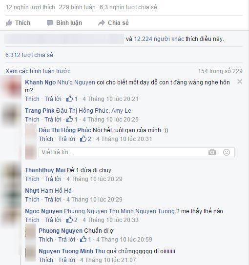 """co gai gay xon xao voi quan diem """"con khong can bao hieu"""" - 3"""