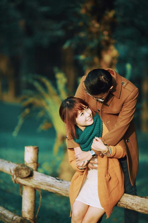 """Bộ ảnh cưới """"nắng vàng trên cỏ xanh"""" cặp đôi Hà Thành-5"""