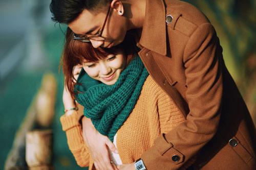 """Bộ ảnh cưới """"nắng vàng trên cỏ xanh"""" cặp đôi Hà Thành-6"""
