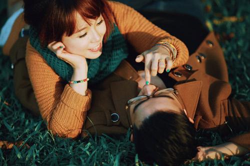 """Bộ ảnh cưới """"nắng vàng trên cỏ xanh"""" cặp đôi Hà Thành-9"""