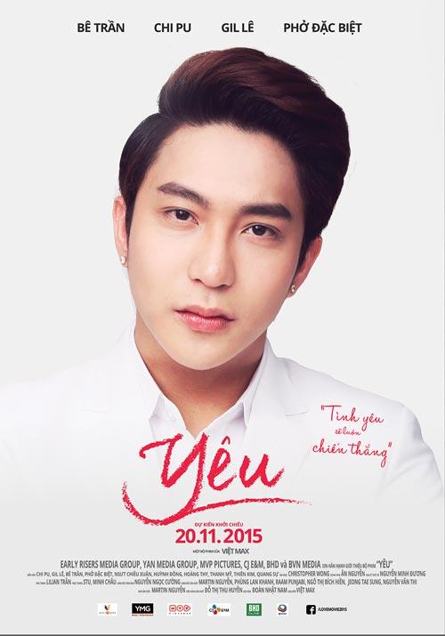 phim tinh cam cua chi pu - gil le tung poster chinh thuc - 4