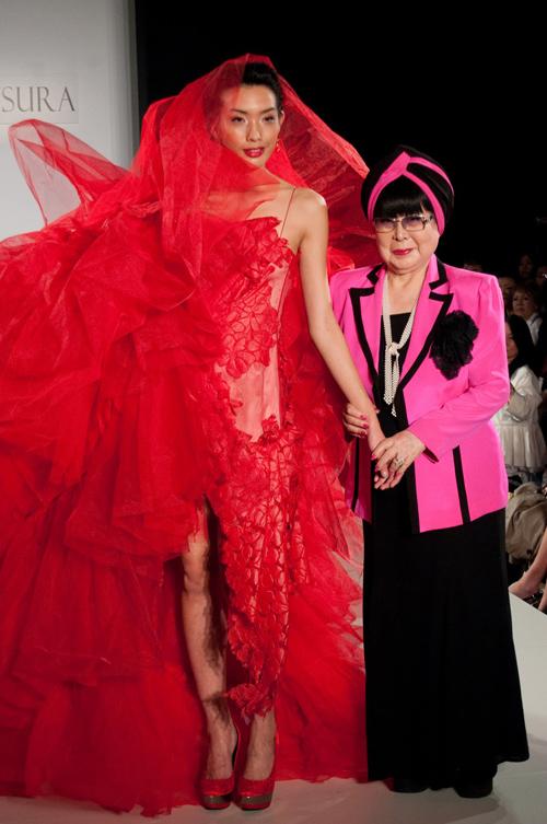"""Hồi hộp chờ đợi """"bà hoàng"""" áo cưới 80 tuổi Nhật Bản-5"""