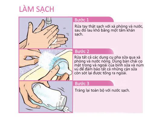 cach pha sua cong thuc chuan nhat cho be theo who - 2